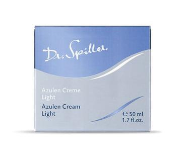 Creme Light Azulen Dr Spiller