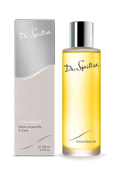 Dr Spiller S Care Body Oil