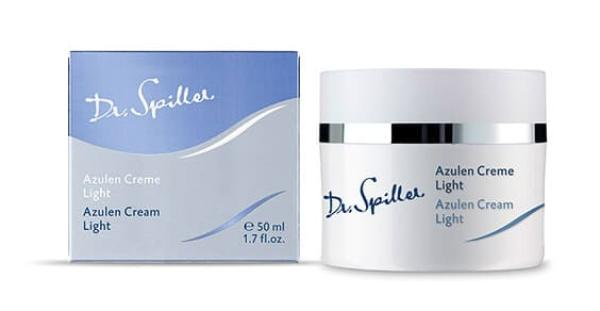 Dr Spiller Azulen Creme Light